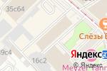 Схема проезда до компании РКСС-Программные Системы в Москве