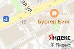 Схема проезда до компании KitchenAid в Москве