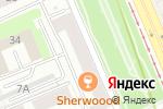 Схема проезда до компании Надежный ломбард в Москве