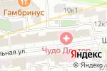 Схема проезда до компании Palmstore.ru в Москве