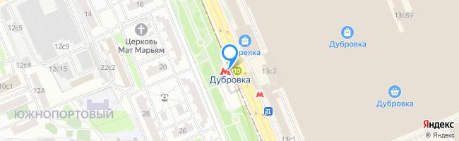мцк Дубровка