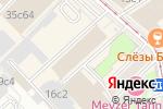 Схема проезда до компании Стенд-Маркет в Москве