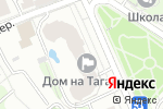 Схема проезда до компании Orange-МЕ в Москве