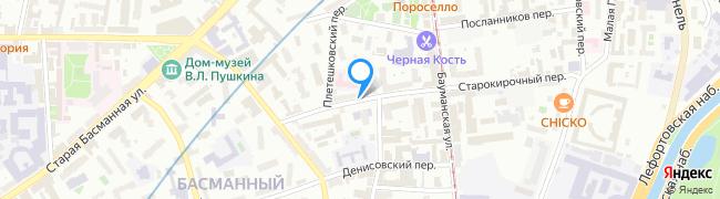 Аптекарский переулок