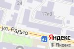 Схема проезда до компании Музей Всероссийского института авиационных материалов в Москве