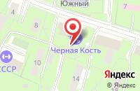Схема проезда до компании Музобоз в Москве
