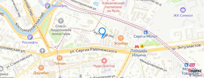 улица Прямикова