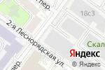 Схема проезда до компании Sklad-electro.ru в Москве