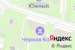 Схема проезда до компании Люкс в Москве
