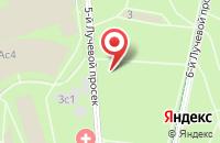 Схема проезда до компании Галерея Каллиграфии в Москве