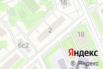 Схема проезда до компании РОМАНОВО в Москве