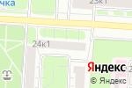 Схема проезда до компании Азбука счастья в Москве