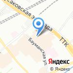 АНП на карте Москвы