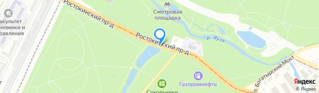 Ростокинский проезд
