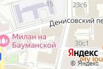Схема проезда до компании Оптэк в Москве