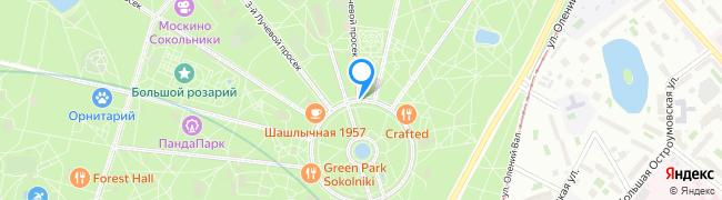 проезд Сокольнического Круга