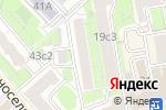 Схема проезда до компании Mobifix в Москве