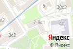 Схема проезда до компании Арсиком в Москве