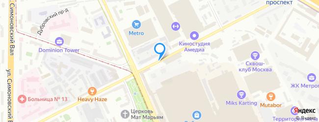 Новоостаповская улица