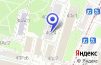 Схема проезда до компании ТФ ВОСТОК-1 ЦЕНТР в Москве