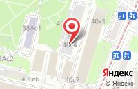 Схема проезда до компании Литопресс в Москве