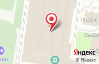 Схема проезда до компании Новые Системы в Москве