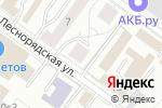 Схема проезда до компании Общество охотников и рыболовов Восточного административного округа г. Москвы в Москве