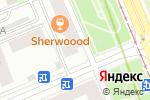 Схема проезда до компании Чайная мания в Москве