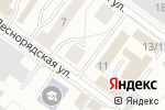 Схема проезда до компании ZAP-Moskva.ru в Москве