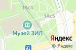 Схема проезда до компании Сокольники в Москве