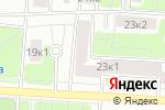 Схема проезда до компании АЛБА-ТЕСТ в Москве