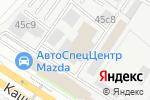 Схема проезда до компании TTAG в Москве