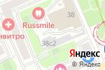 Схема проезда до компании Detail Engineering в Москве