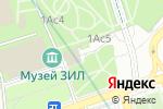 Схема проезда до компании Музей ПКиО Сокольники в Москве