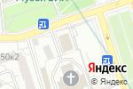 Схема проезда до компании ЛексКорпус в Москве