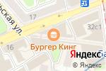 Схема проезда до компании Лудус Мед в Москве