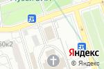 Схема проезда до компании SmsBliss в Москве