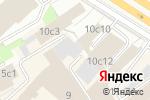 Схема проезда до компании roots-store.ru в Москве