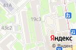 Схема проезда до компании Bantikov.ru в Москве