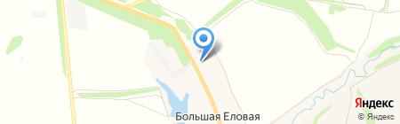 Автосервис на карте Большой Еловой