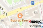 Схема проезда до компании Via Borsa в Москве
