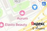 Схема проезда до компании Плов №1 в Москве