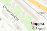 Схема проезда до компании Художественная студия Натальи Шипуновой в Москве