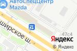 Схема проезда до компании АвтоСпецЦентр SKODA в Москве