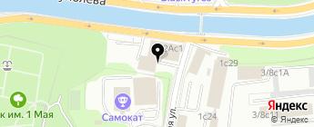 AVTOSTILIST на карте Москвы