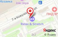 Схема проезда до компании Консалткнига в Москве