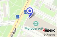 Схема проезда до компании ПТФ ТЕМП ТЕХНО в Москве