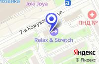 Схема проезда до компании ИНТЕРЬЕРНЫЙ МАГАЗИН СОЛЭКС-К в Москве