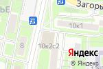 Схема проезда до компании Бюро переводов в Москве