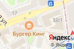 Схема проезда до компании Покровский пряник в Москве